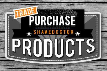 Trade Wet Shave Products & Training